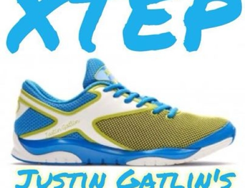 New Justin Gatlin XTEP kicks