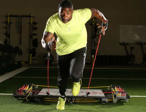 VERTIMAX V-8 Speed Trainer